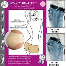 Braza Booty Beauty Butt Booster Padded Panty Style 1030, Body Shaper Shapewear