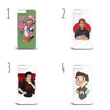 Markiplier YouTuber Blogger pink mustache x24 hard phone Case iPhone Samsung
