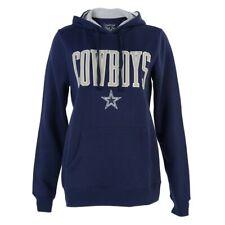 Dallas Cowboys Womens' Curry Fleece Pullover Hoodie