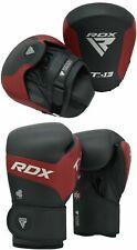 RDX Boxing Pads Training Focus Mitts Punching Gloves Muay Thai MMA Kickboxing AU