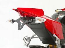 APRILIA RSV4 + FACTORY, TUONO V4, RS4 125 & 50 R&G TAILTIDY LICENCE PLATE HOLDER