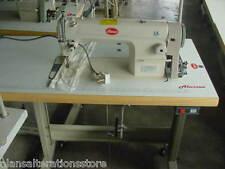 IMMACOLATA industriale Macchina da cucire - 230V CASA ALIMENTATORE CON RETROMARCIA
