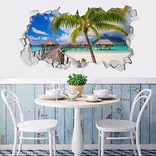 3D Sea Pavilions 20 Wall Murals Wall Stickers Decal Breakthrough AJ WALLPAPER AU