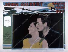 35m-2382 Joan Crawford John Gilbert silent film Twelve Miles Out 35m-2382 35m-23