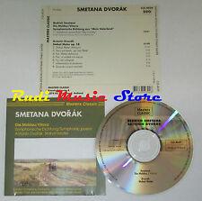 CD SMETANA DVORAK Die moldau vitava holland CLS 4039 lp mc dvd vhs