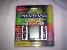 LCD Sudoku # SDK-270