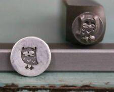 SUPPLY GUY 7mm Owl Metal Punch Design Stamp (SGCH-28)