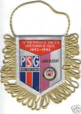 OLD PENNANT UEFA PSG Paris France Anderlecht Belgium