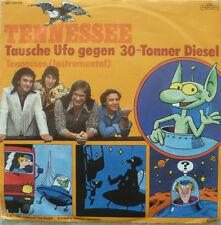 """7"""" 1982! TENNESSEE : Tausche UFO gegen 30 Tonner Diesel"""
