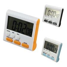 Digital Eieruhr / Kuechentimer Timer mit Lauter Alarm, up und down Funktion D G3