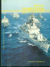 RIVISTA MARITTIMA 10/ OTTOBRE 1991  AA.VV. RIVISTA MARITTIMA 1991
