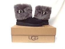 BNIB Authentic UGG Australia Ellee Boots (Suitable for Kids or Women) Black