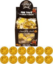 Plastik Gold Piraten Münzen Schatz Beute Bonbon Partybeutel Pinata Füllung