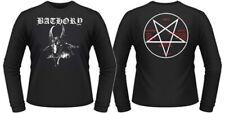 Bathory-CAPRA (nuova linea uomo manica lunga T-shirt)