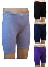 Chex Algodón Lycra Pantalones Cortos De Hombre Unisex mantenerse en forma de baile fitness ejercicio aeróbico