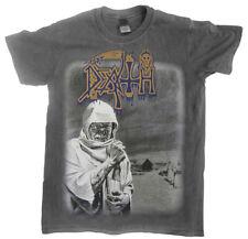 Death 'Leprosy' (Vintage Lavado) T-Shirt - Ultrakult Ropa - Nuevo y Oficial