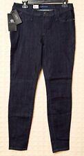 NWT ROCK & REPUBLIC Leggings Skinny Jeans LOW-RISE Kashmiere Blue Stretch Denim