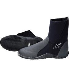 Mirage CLASSIC Zipless Neoprene Wetsuit Pull On Dive Booties Socks Size 6 - 13