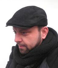 Bonnet pour hommes Bêret Flatcap Herrencap Bonnet d'hiver Casquette doublé