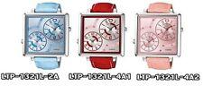 Casio Damas Reloj de máquina de doble cuadrado de los 3 Colores para Elegir LTP1321L Reino Unido Vendedor