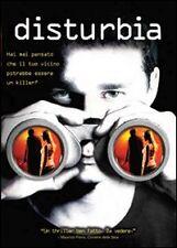 DISTURBIA - Caruso DVD LaBeouf Morse Moss