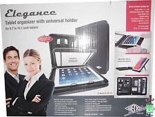 """Tablet Organizer Elegance Wedo 5875901/5876901 Schwarz für 7,9""""-10,1"""" Tablets"""