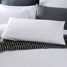 New 350TC White Cotton Standard Pillow Case Slip Premium Hotel Quality 48 x 73cm