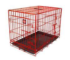 Red Dog cajones, jaulas para perros para capacitación y viajes por la vida de perro