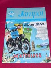 JAMPOT - AJS & MATCHLESS - Oct 1992 # 475
