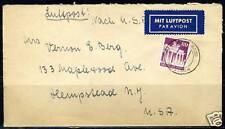 Deutschland Haustadt für Offenbach 2/2/49 Cover