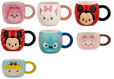 Disney Store Tsum Tsum Mug Stitch Cheshire Cat Piglet Marie Alice Minnie Mickey