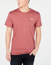 G-Star RAW Men's Dark Berry Mist Heather Rodis Crew-Neck Short Sleeve T-Shirt