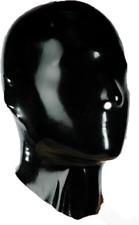 BONDAGE FETISH RUBBER MASK 1110 LATEX  GIMP GAY CATSUIT EROTIC SEXY GUMMI