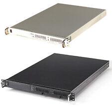 """19 pulgadas de 1U con montaje en rack de servidor Funda,19 """"en rack de 1U. 250w. Standard ecr9101"""