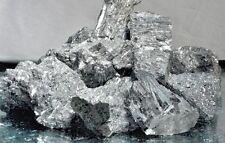 Pure Antimony Metal ingot 5 pound lot- Type Metal-Bullets-Wheel Weights