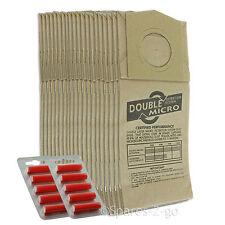 Dirt Devil Vacío De Mano Hoover Bolsas Práctico cremallera dd150 dd153 Dd500 dd550