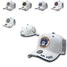 Military Air Force Marines Navy Army Coast Guard Sandwich Ball Hats Hat Caps Cap