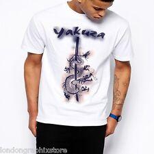 samurai t shirt, yakuza, kill bill, Japanimation, video games, tattoo, muay thai