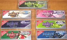 Juicy Jay's Ultra-fine Ultrasottile Aromatizzati 1-1/4 Misura Cartine