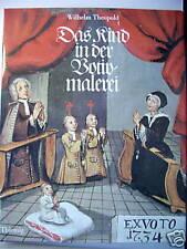 Das Kind in der Votivmalerei 1981 Votiv Malerei