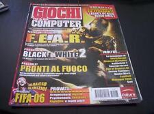 GIOCHI PER IL MIO COMPUTER N° 108 ottobre 2005 GMC