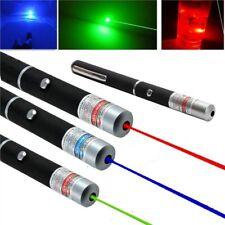 1Stück Laserpointer Beam Light Rot Grün Blau Leistungsstarke Lazer Laser Pen