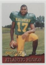 1996 Roox Atlantic Region High School Football #50 Corey Nelson Rookie Card