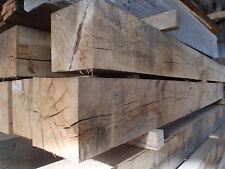Seasoned oak beams and boards 2.4m - 6.0m QP1 Structural Grade (air dried)