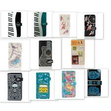 Shagwear Ladies Wallet, Large Purse: Various music skull designs etc