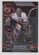 2003 Bowman Chrome Draft Picks & Prospects #86 Rick DiPietro New York Islanders