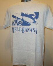 Melt Banana In The Pillcase Japanese Hardcore Noise Rock Music T Shirt Slint 395