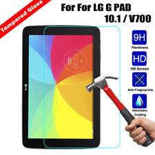9H Tablet Tempered Glass Film Screen Protector For LG G PAD V700 V410 V480 V500