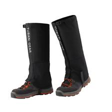 Snowproof Waterproof Leg Gaiters Snow Ski Boot Cover Legging Nylon S/M Warmers