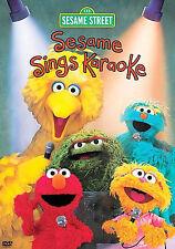 Sesame Street - Sesame Sings Karaoke (DVD) Brand New & Sealed